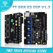 SKR-placa controladora V1.3 para impresora 3D, piezas de impresora TMC2208 TMC2130 MKS GEN L rampas 1,4 SKR PRO para Ender 3 CR-10, 32 bits CPU