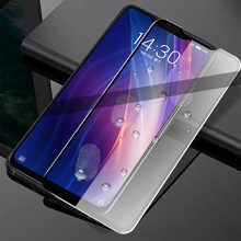 protective glass for meizu m8c m5c x8 v8 pro tempered glas screen protector on maisie m 8c 5c m8 m5 c 5 x v 8 safety tremp 8x 8v(China)