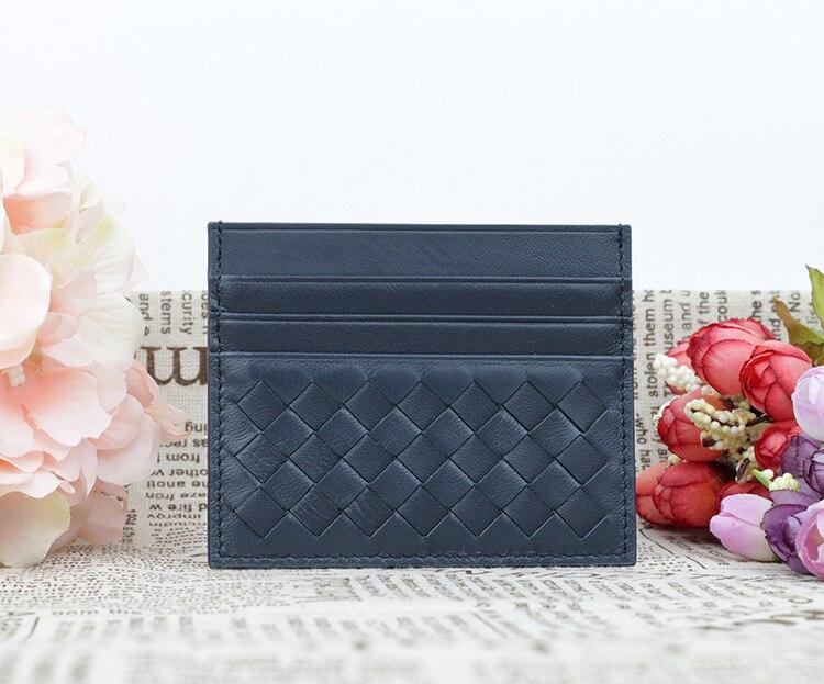 mini bolsa de dinheiro titular do cartão