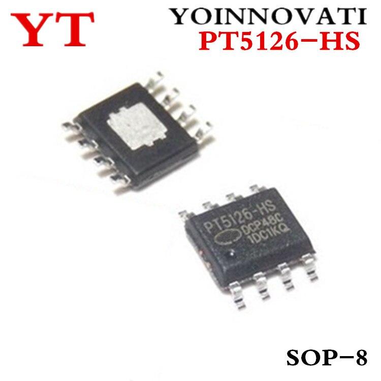 5pcs/lot PT5126-HS PT5126 SOP-8 IC Best Quality