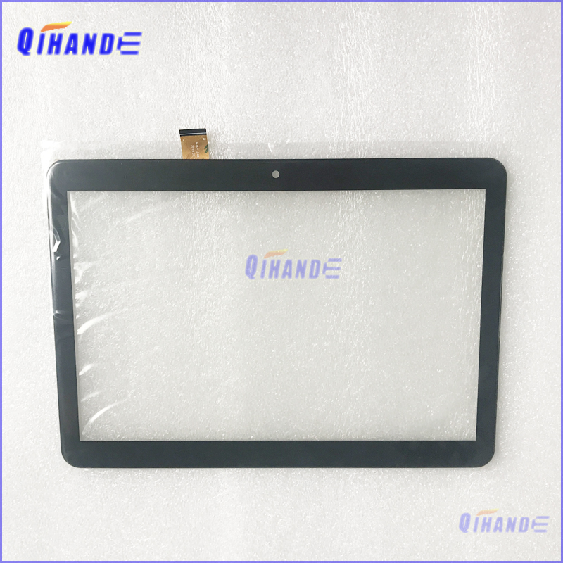 New 2.5D Touchscreen For 10.1'' Inch MJK-1244-FPC Tablet Touch Panel Digitizer Glass TouchSensor Smart Kids MJK-1244 -FPC