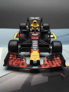 Bburago 1:43 2019 RB15 RB14 RB13 RB12 RB9 #33 #3 #1 F1 wyścigi formuła samochód statyczna