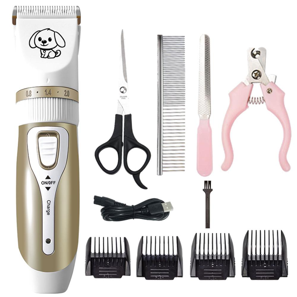 Hair-Trimmer Remover-Cutter Grooming Pets-Haircut-Machine Pet-Dog Electrical Professional