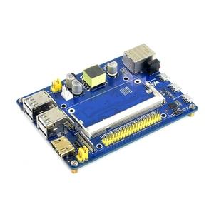 Image 2 - Compute Module IO Board with PoE Feature Composite Breakout Board for Raspberry Pi CM3/CM3L/CM3+/CM3+L