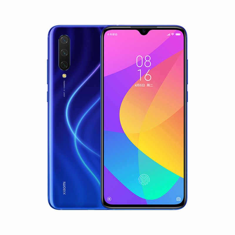 Xiao mi mi 9 Lite 6GB 128GB globalna wersja Smartphone Snapdragon 710 48MP potrójny aparat 32MP przedni aparat ekran amoled telefon komórkowy