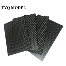 200x250mm 3K Carbon Fiber  sheet 100%Pure Board 1mm 2mm 3mm 4mm 5mm Thickness Material For RC UAV/Toys