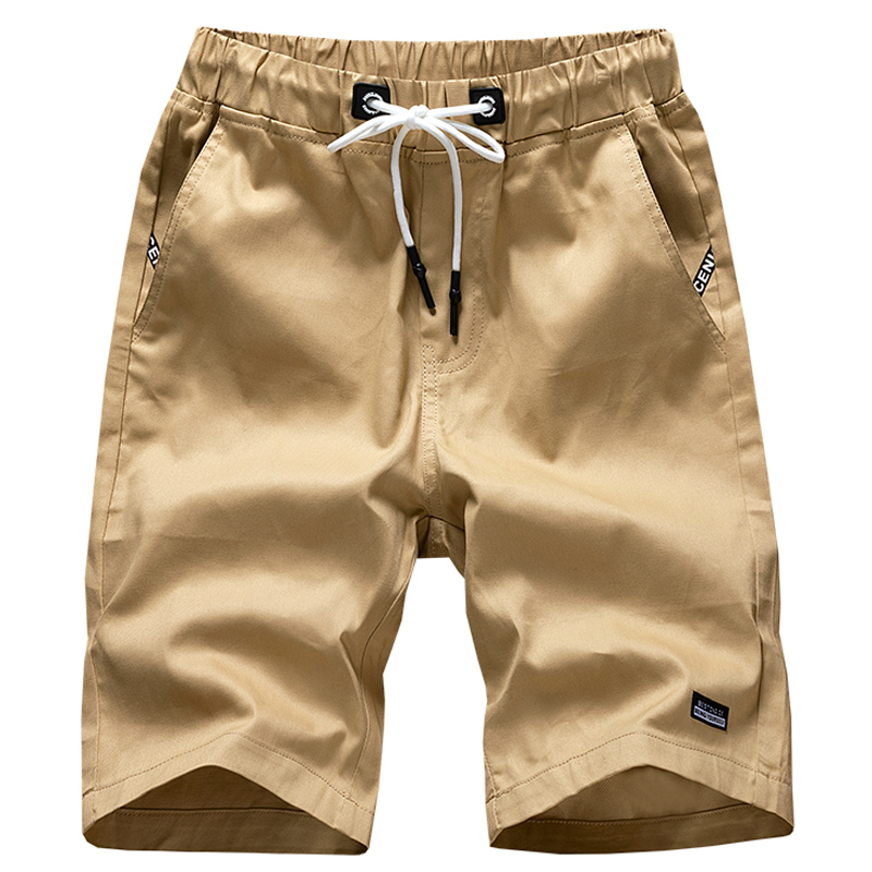 Plus Size 7XL 8XL Shorts Men Summer Cotton Boardshorts Breathable Male Casual Shorts Mens Bermuda Beach Short Pants Clothing