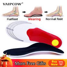 VAIPCOW Premium Orthotic Gel wysokie wkładki do butów wspierające łuk stopy podkładka żelowa 3D Arch wsparcie płaskostopie kobiety mężczyźni ortopedyczne ból stóp Unisex tanie tanio CN (pochodzenie) 1 cm-3 cm Średnie (b m) New orthopedic Insole Mesh Stałe Anti-śliskie Wytrzymałe Pot-chłonnym Szok-chłonnym