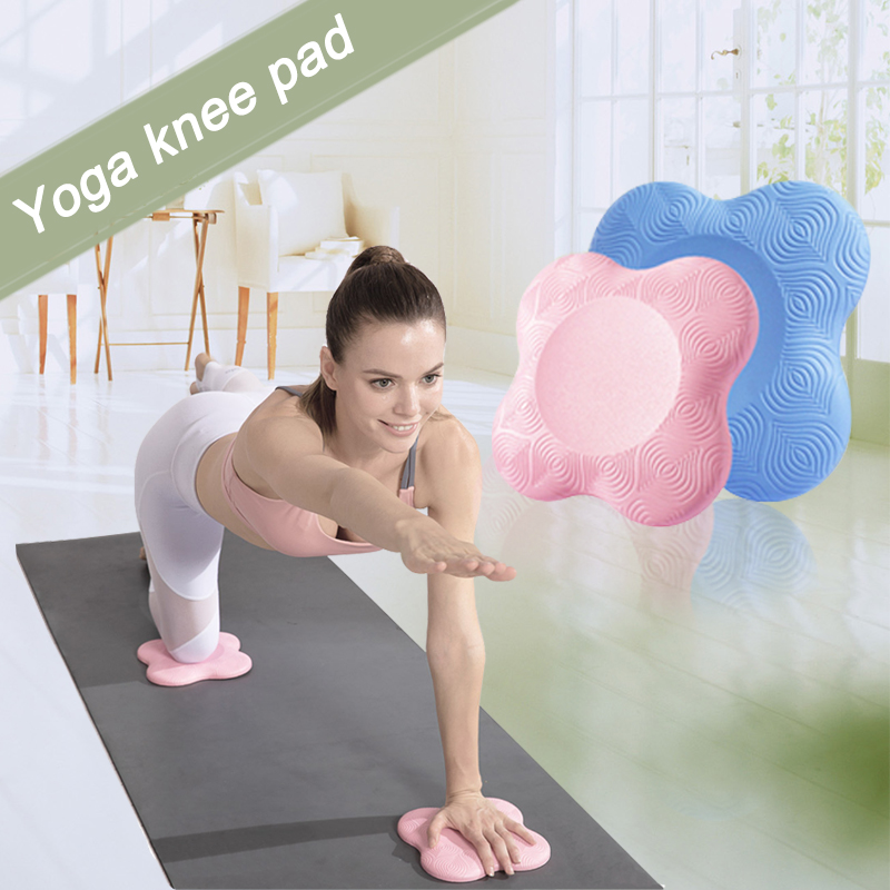 Yoga Knee Pads Cusion Support For Knee Wrist Hips Hands Elbows Balance Support Pad Yoga Mat For Fitness Yoga Exercise Sports