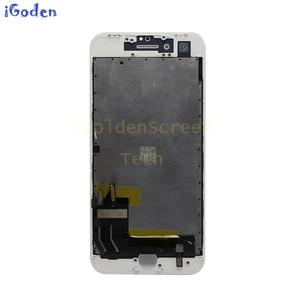 Image 5 - 100% נבדק מקורי OEM הטוב ביותר באיכות LCD עבור iPhone 8G 8 בתוספת 8 P 8 + LCD תצוגת מגע מסך Digitizer עצרת החלפה