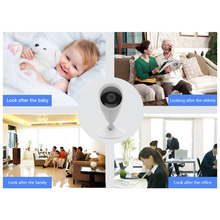 CYSINCOS New 1080p Wireless Wi-Fi Cloud Camera Baby Safty Monitor Home Video Monitoring Security Camera Night Vision Babyfoon