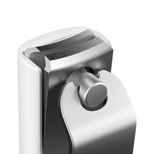 Image 5 - Original Xiaomi Mijia No Splash Nail Clipper Cutter Fingernail Toenail Manicure Pedicure with Shell Case Stainless Steel Trimmer
