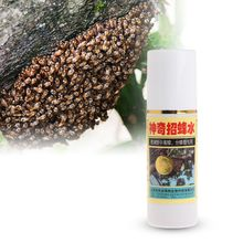 100 мл пчелиный аттрактант, инструмент для пчеловодства на открытом воздухе, дикие пчелы, притягивающие Ловца, ловля пчелиного улья, Роя, жидкость, полезная практичная для пчеловода