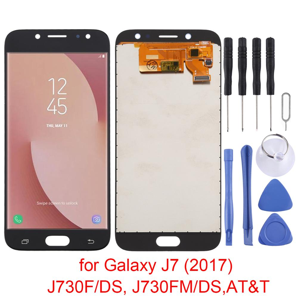 TFT For Samsung Galaxy J7(2017)J730F/DS, J730FM/DS,AT&T,  Display LCD Screen Module For J7(2017)J730F/DS, J730FM/DS,AT&T Display