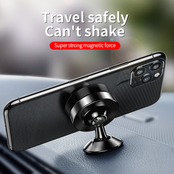 Joyroom Magnetic Car Phone Holder Stand For iPhone Samsung Xiaomi Huawei Universal Magnet Air Vent Mount Cell Mobile Phone 1