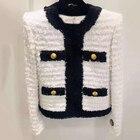 Fashion Tweed Jacket...