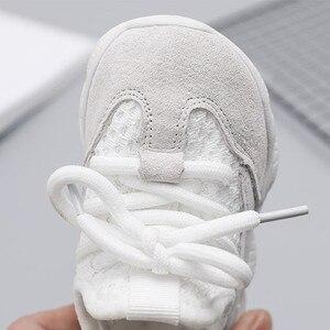 Image 5 - DIMI 2020 automne bébé fille garçon enfant en bas âge chaussures infantile chaussures de course décontractées fond doux confortable respirant enfants Sneaker
