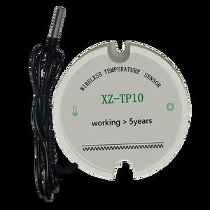 Image 5 - Sensor de temperatura digital con sonda, Registrador de temperatura inalámbrico de largo alcance, 433mhz/816/915mhz, termómetro para agua refrigerante de aceite
