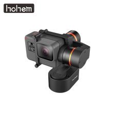 Hohem XG1 klasik giyilebilir Gimbal 3 Axis sabitleyici Bluetooth kontrol DJI Osmo eylem kamera Gopro Hero 7/ 6/5 SJCAM Yi 4K