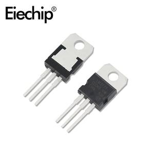 Image 4 - Set de reguladores de voltaje IC TO 220 L7805/7806/7809/7812/7815/7905/7909 LM317T, Kit de surtido de transistores Mosfet, 40 unidades