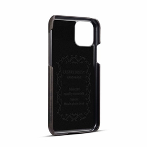 Image 5 - Luxury stylish retro oil wax leather mobile phone back shell Fhx 15K for iPhone 7 8Plus X XR XS MAX 11 11Pro MAX phone shell