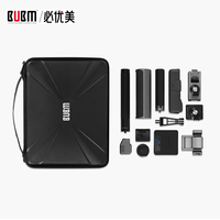 BUBM EVA bag for DJI OSMO pocket and accessories hard shell case portable Handheld Protective Carrying Case For DJI Osmo Camera