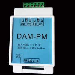 Laser Dust Sensor Module PM2.5 Acquisition Module Air Quality Detector Modbus RS485