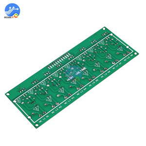 Image 2 - AC 220V MCU TTL Level 8 Channel Optocoupler Isolation Testing Board Isolated Detection Tester Module PLC Processors 8 Channel