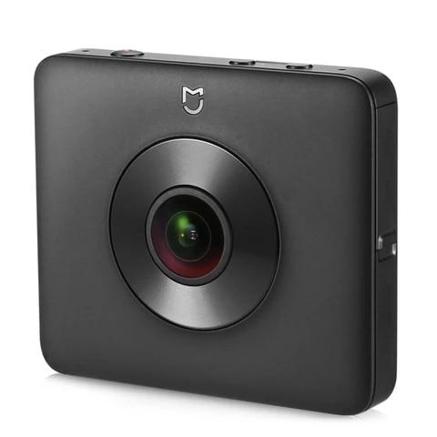 Global Version Xiaomi Mi Sphere Camera 4K 360 Action Smart  Black US MI Panoramic