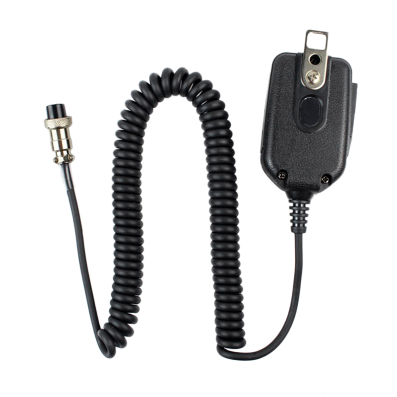 8 Pin Microphone Mic For ICOM HM36 IC-718 IC-775 IC-7200 IC-7600 IC-25 IC-28 IC-38 Car Radio Mobile Walkie Talkie