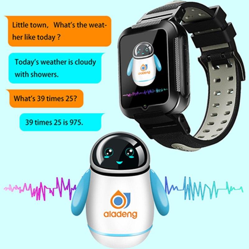 2019 E7 Детские умные часы, 4G, gps, Wi Fi, отслеживание видео звонков, SOS, голосовой чат, детские часы, уход за ребенком, мальчик, девочка, умные часы - 4