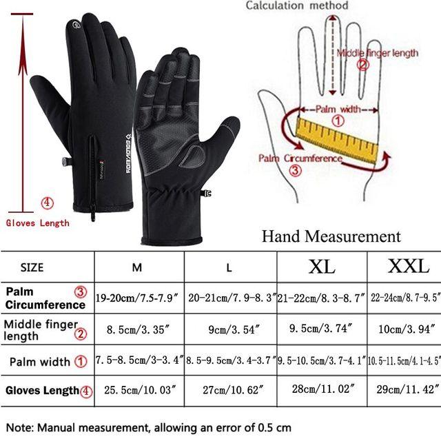 Winter Waterproof Gloves 1
