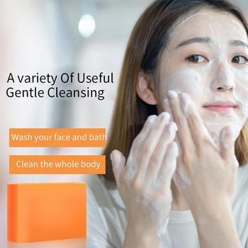 Dark Black Skin Lightening Soap Kojic Acid Whitening Acid Kojic Face Soap Skin Bleaching Glycerin Body Soap Brighten 140g W6V6 недорого