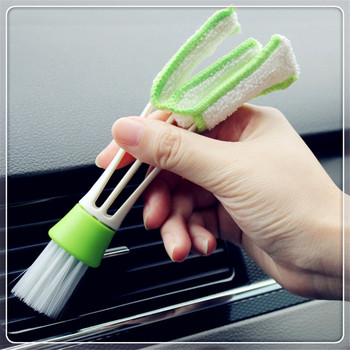 auto Car Clean Tools Cleaning Brush air Vent outlet for BMW EfficientDynamics 335d M1 M-Zero 545i 530xi X2 X3 M5 M2 image