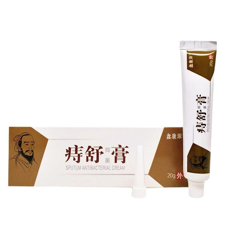 Plant Herbal Materials Powerful Hemorrhoids Cream Relief Cream Hemorrhoids Cream Internal Hemorrhoids Piles External Anal