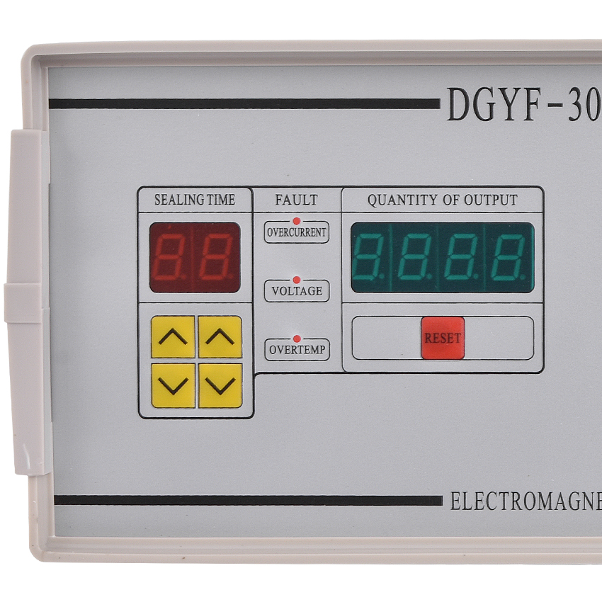 1 шт. F1000 Индукционное оборудование для запечатывания алюминиевой фольги ручная Индукционная машина для запечатывания 7 13 см - 5