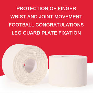 Taping Bandage Sports-Tape Fingers-Protection Elastica Kinesiology White Muscle Jagged