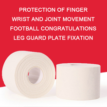 White Sports Tape Kinesiology Taping Sport Elastica Muscle K