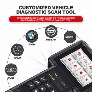Image 5 - Thinkcar – outil de Diagnostic de voiture Thinkscan S99, lecteur de Code OBD2, réinitialisation de lhuile/freins/SAS/ETS/DPF, bricolage