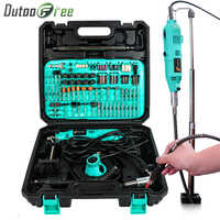 Power Drill 288pcs Dremel Accessories For Rotary Tools Grinding Wheel Power Tools Diy Electric Drill Mini Electric Tools