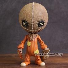 Mezco Trick R Treat stylizowany Sam PVC figurka Model kolekcjonerski Toy