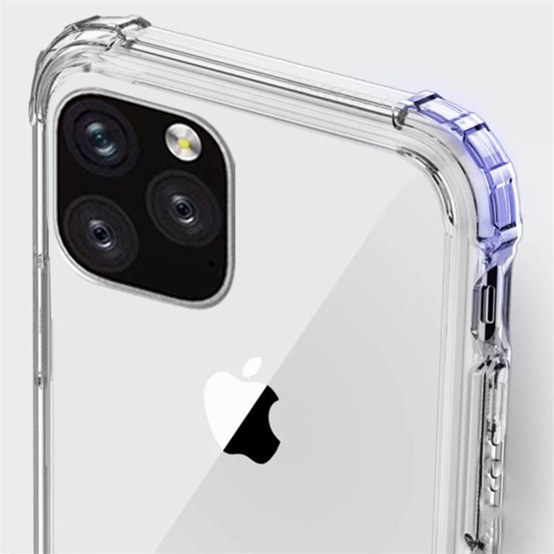 Heavy Duty Clear Case for iPhone 11/11 Pro/11 Pro Max 12