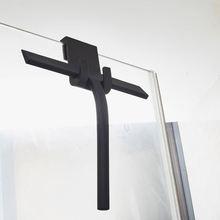 Скребок для душа скребок стеклоочистителя со встроенным крючком
