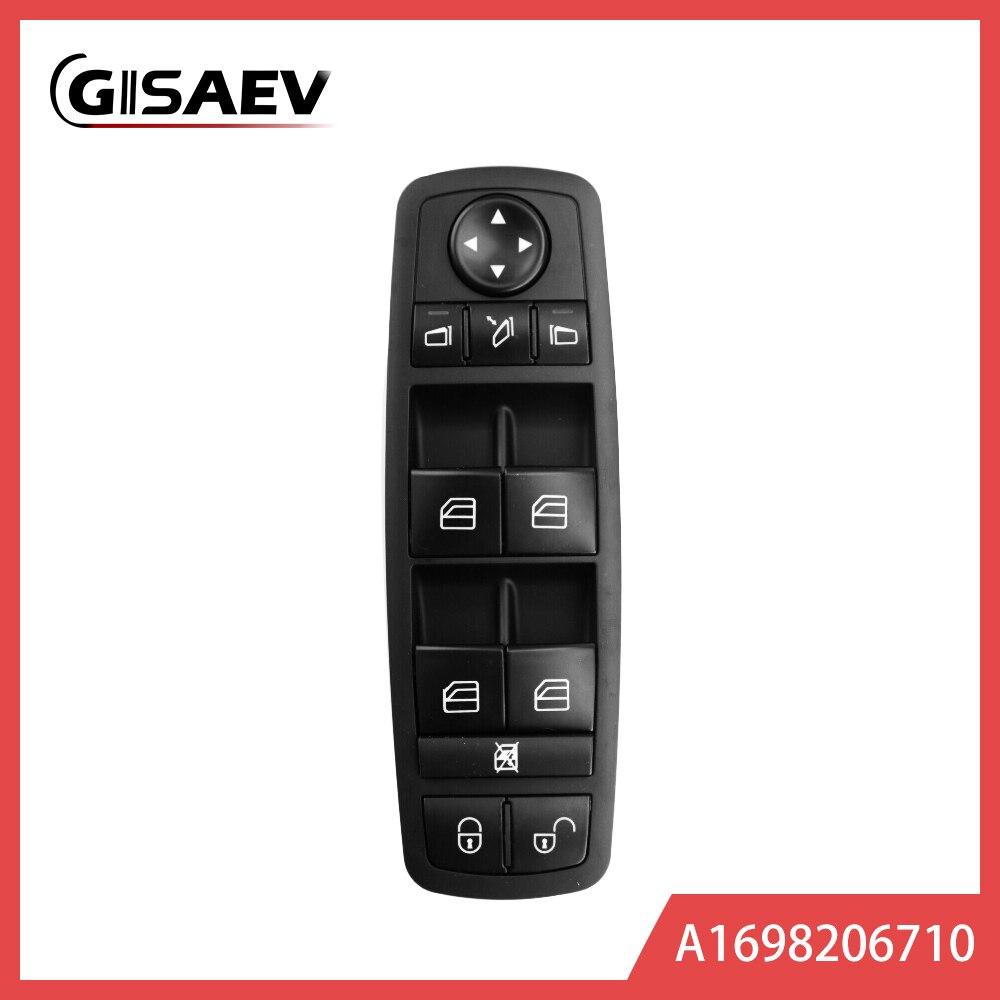 Electric Power Master Window Switch for Mercedes A//B-Class W245 W169 1698206710