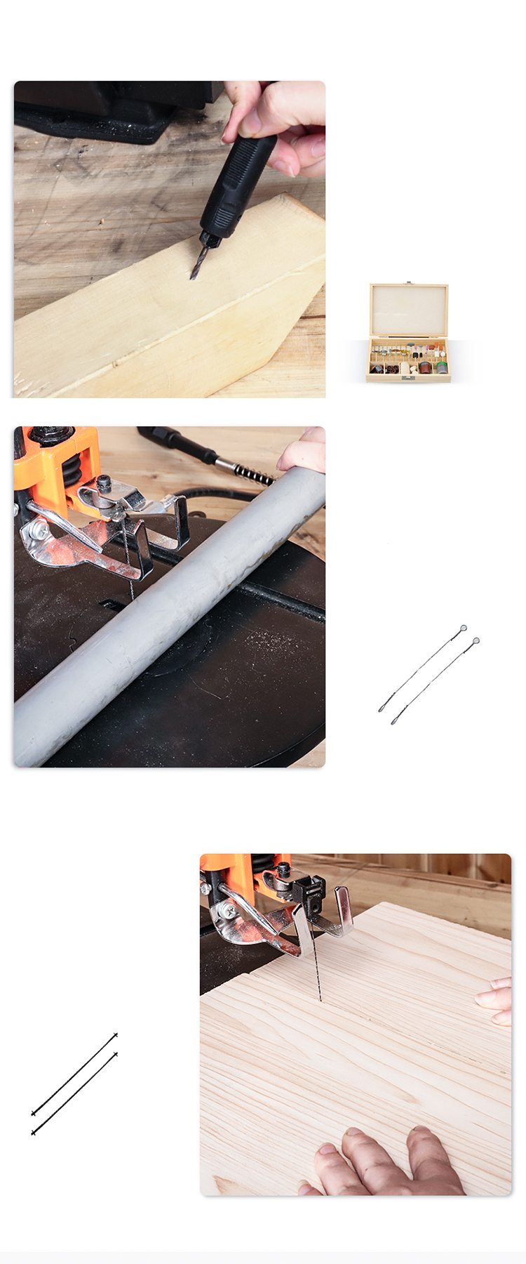 Hc71556371ca84292b70a42ccb71f272dy - LIVTER 16 inch Electric Scroll Jig Saw Woodworking Wire Sawing Carving Machine Carpentry Cutting Table Saw Adjustable Speed