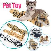 Brinquedos feitos de brinquedos do luxuoso, brinquedos duráveis do cão, brinquedos squeaky do luxuoso unstuffed brinquedos engraçados do brinquedo do luxuoso presentes para adultos e crianças
