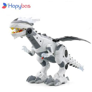 Electric toy large size walking dinosaur robot With Light Sound Mechanical dinosaurs Model Toys for Kids Children mighty electric walking with sound dinosaur toys animals model toys for kids