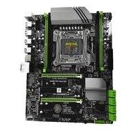 X99 Motherboard LGA 2011 3 Four channel Memory DDR4 64G REG ECC SATA 3.0 M.2 NVMe SSD Mainboard LGA2011 for I3 I5 I7 Xeon