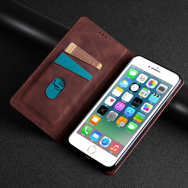 Flip Leather Case For Xiaomi Redmi Note 10 4 4X 5 6 7 8 9 8T 9T Pro 3 4 Magnetic Phone Case Redmi 3 4A 5 Plus 5A 8A Wallet Coque 4