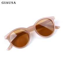 GIAUSA Fashion Brand New Arrived Kids Sunglasses Cute Baby K